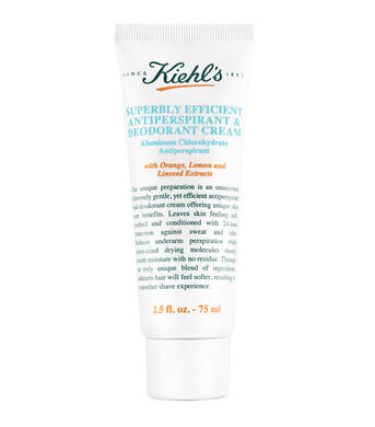 Superbly Efficient Antiperspirant & Deodorant Cream