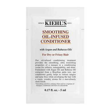 Smoothing Oil-Infused Conditioner Sample