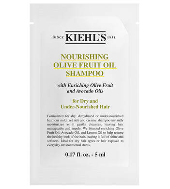 Olive Fruit Oil Nourishing Shampoo Sample