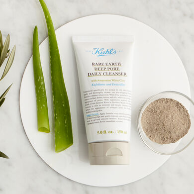 Rare Earth Deep Pore Daily Cleanser