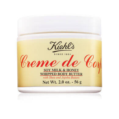 Mini Creme de Corps Soy Milk & Honey Whipped Body Butter Limitierte Weihnachtsedition