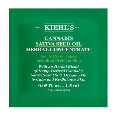Cannabis Sativa Seed Oil Herbal Concentrate 1.5ml