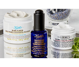 Discover Kiehl's Healthy Skin